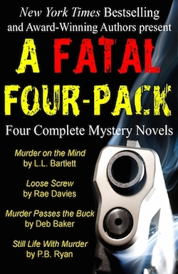 A Fatal Four Pack featuring P.B. Ryan
