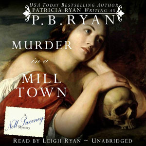 Murder in a Mill Town on Audiobook