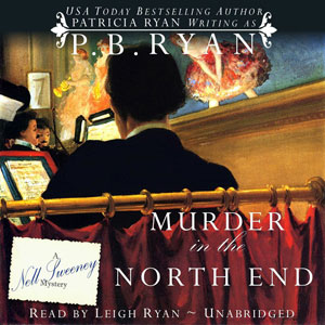 Murder in the North End on Audiobook