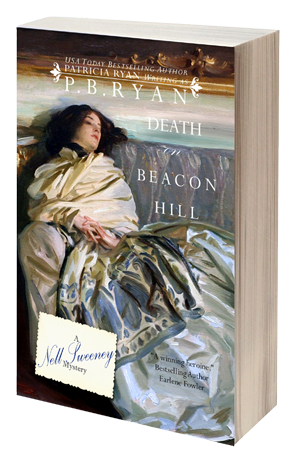 Excerpt: Death on Beacon Hill Book Cover