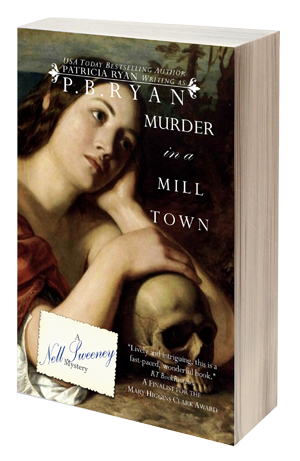 Murder in a Mill Town Book Cover