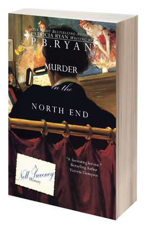 Murder in the North End Book Cover