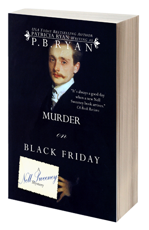 Murder on Black Friday Book Cover